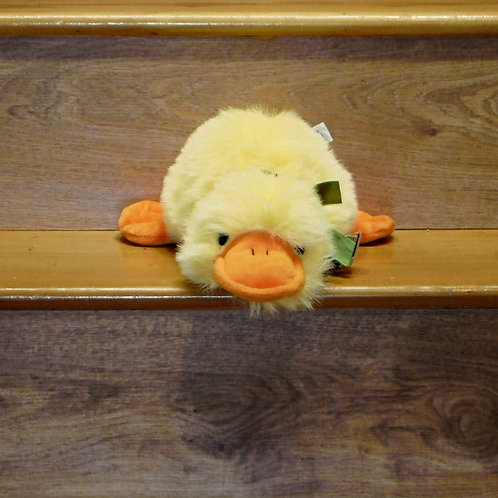 Harrods Yellow Fluffy Duck