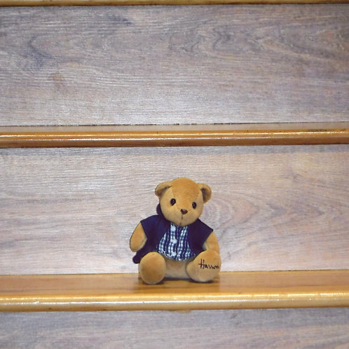 Harrods Bear with Shirt and Jacket