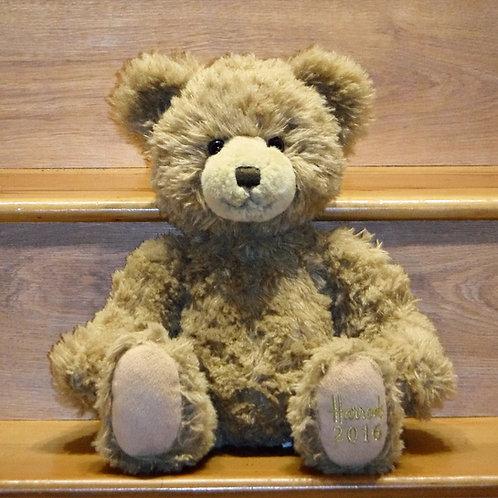 2016 Harrods Christmas Bear - Hugh