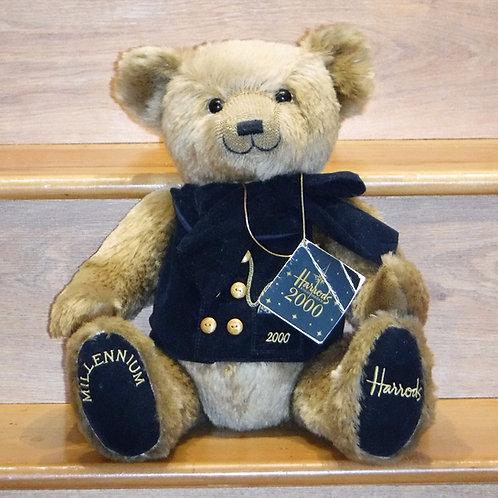 Millenium 2000 Harrods Bear