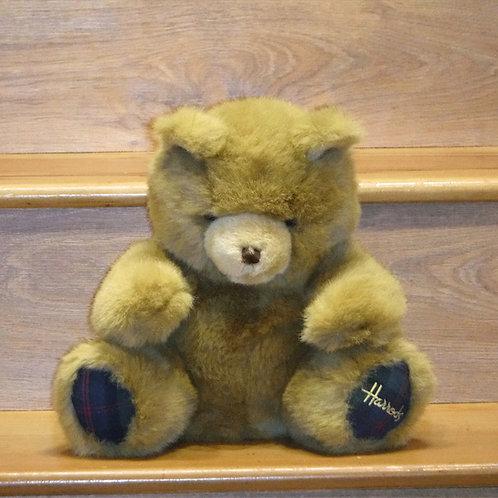 Harrods Christmas Bear 1994 Puppet