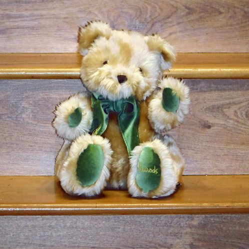 Harrods Christmas Bear 1995 - ANDREW