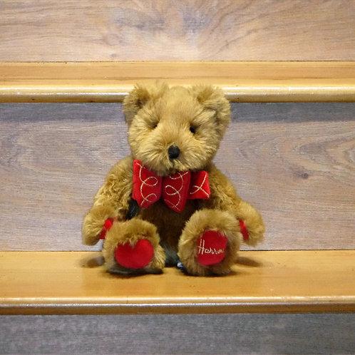 1997 Harrods Christmas Bear - Henry