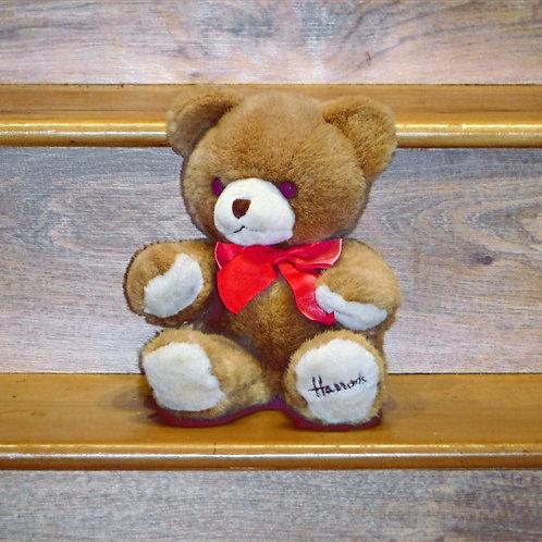 1991 Harrods Puppet Bear - Peggy
