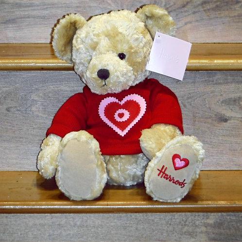 Harrods Valentines 2003 Bear
