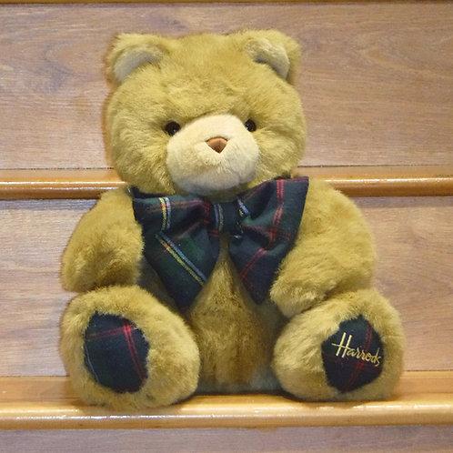 Harrods Christmas Bear 1994  - Highland Christmas