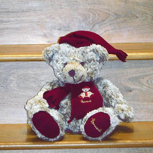 Harrods Christmas Bear 1999 Puppet