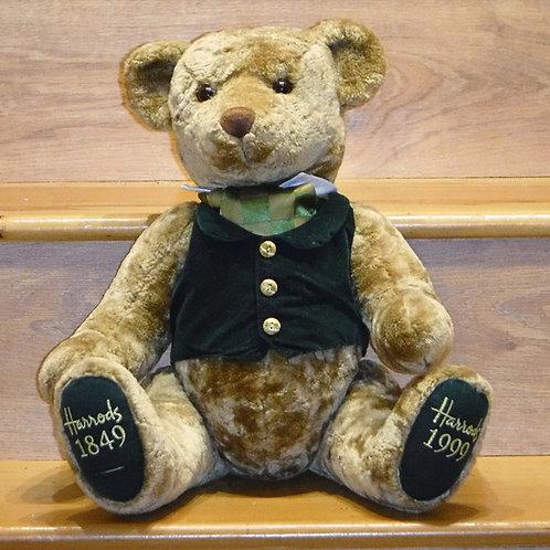 1849 to 1999 - 150 Years Of Harrods Teddy Bears.