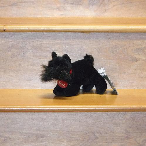 Harrods Black Scottie Dog