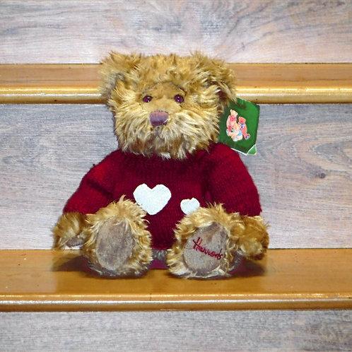 Harrods Gregory Valentines Bear