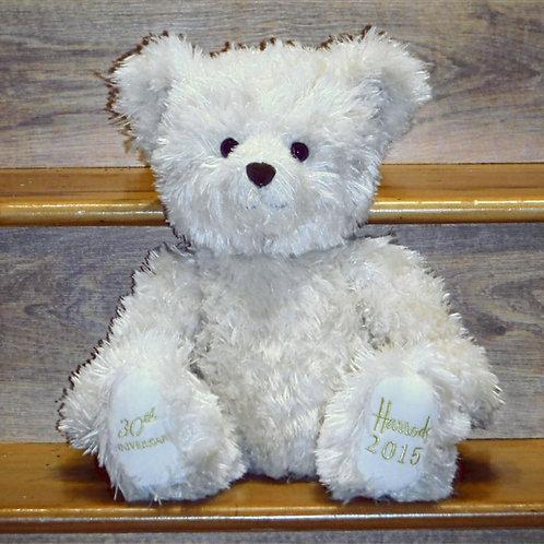 2015 Harrods Christmas Bear - Benedict