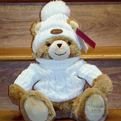 2019 Harrods Christmas Bear - Joshua