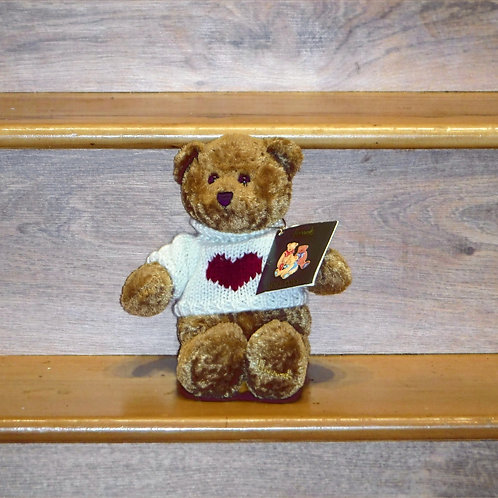 Harrods Valentines Bear 2002