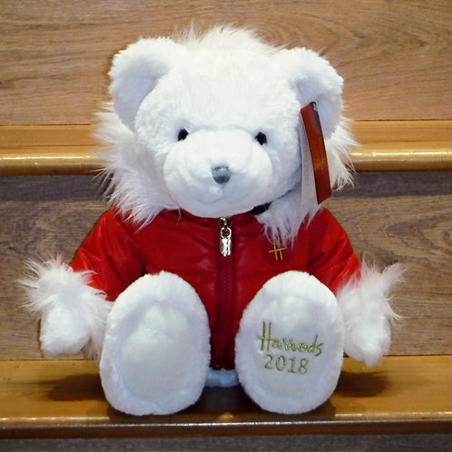 2018 Harrods Christmas Bear