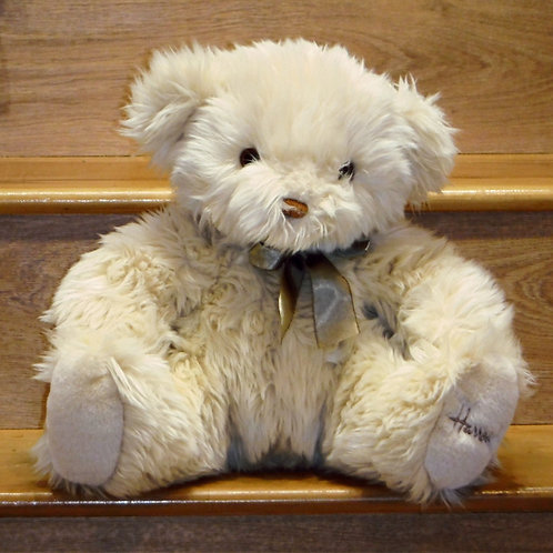 Harrods Cream Cuddly Bear