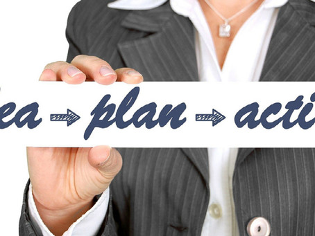 Moving from Intentions to Actions in Your Business
