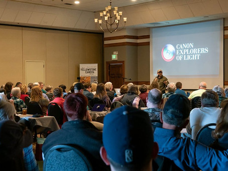 What is the Yellowstone Symposium?