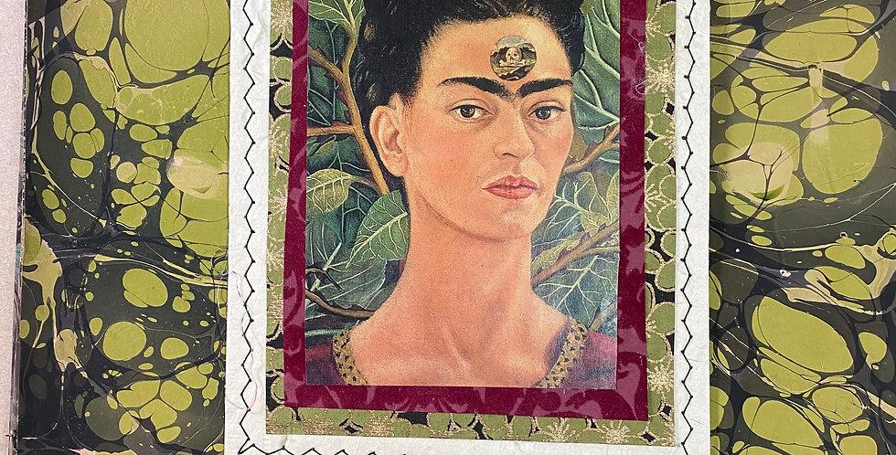 Artful Banners Frida Kahlo