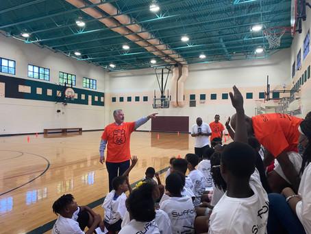Camp 66 Free Basketball Camp
