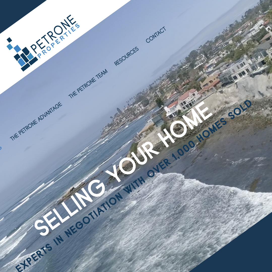 Petrone Properties San Diego Real Estate