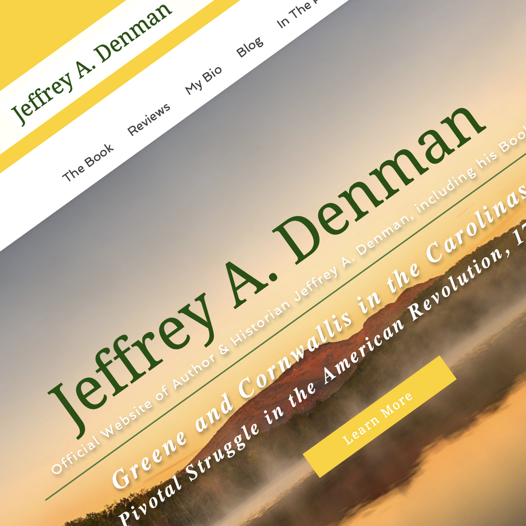 Jeffrey A. Denman Author & Historian