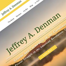 Jeffrey A. Denman Author & Historian