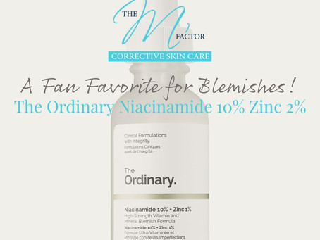 Product Review - The Ordinary Niacinamide