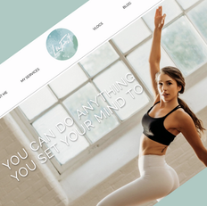 Liv Fit Personal Trainer