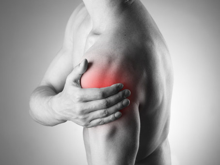 Dealing With Shoulder Pain?