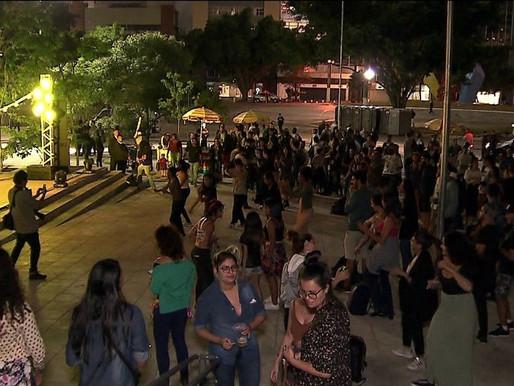 Sextou na Praça promove happy hour no Vale do Anhangabaú