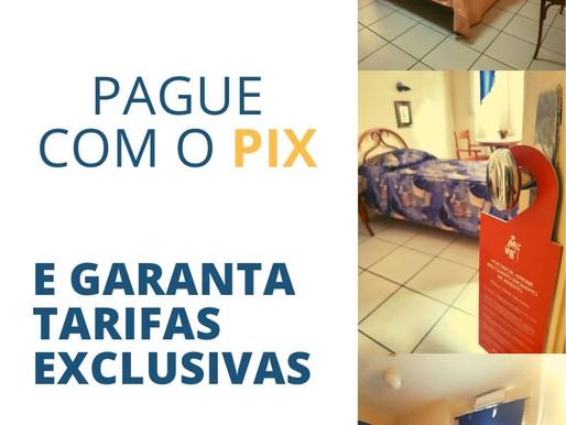 PIX no Daher - Nova forma de pagamento digital