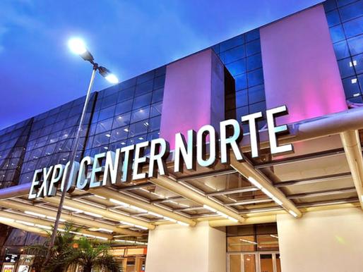 Hotel próximo do Expo Center Norte