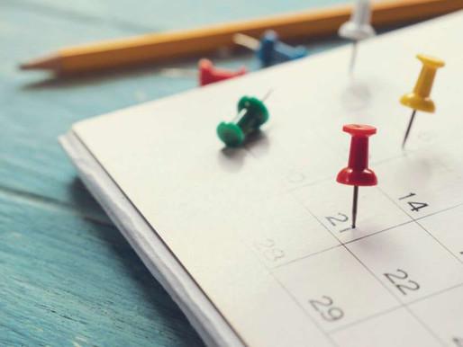 Número de feriados prolongados vai dobrar em 2020
