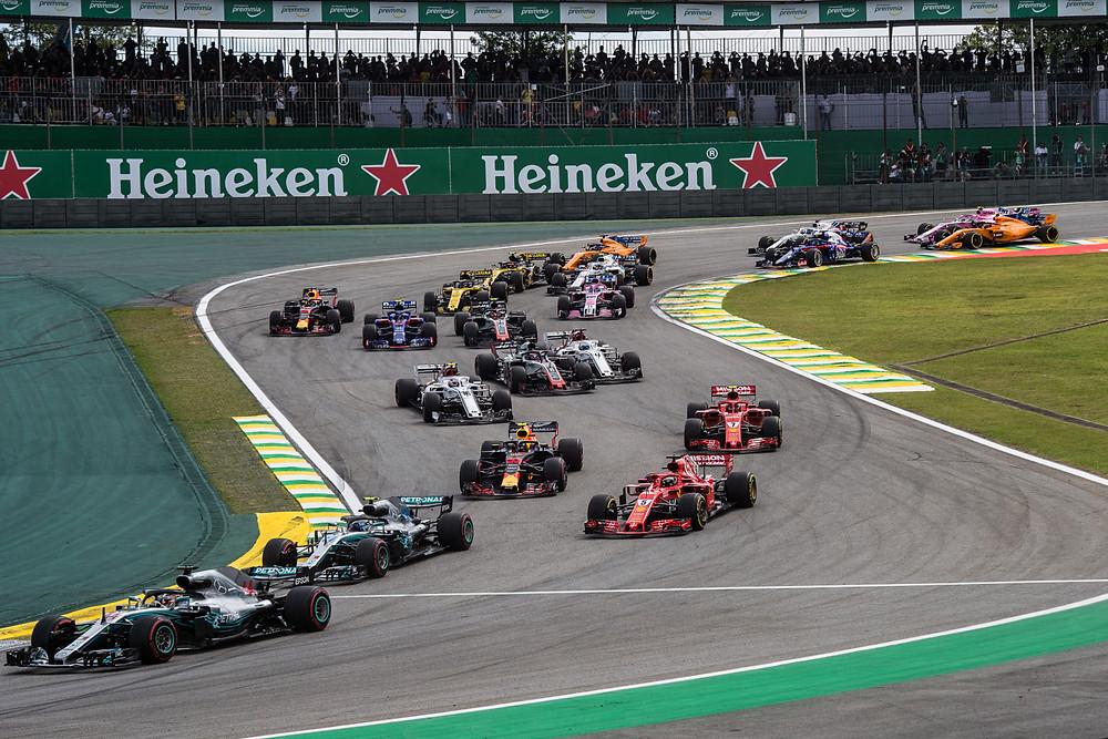 GP Fórmula 1 em São Paulo