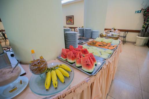 Frutas do Mercadão, nosso parceiro.