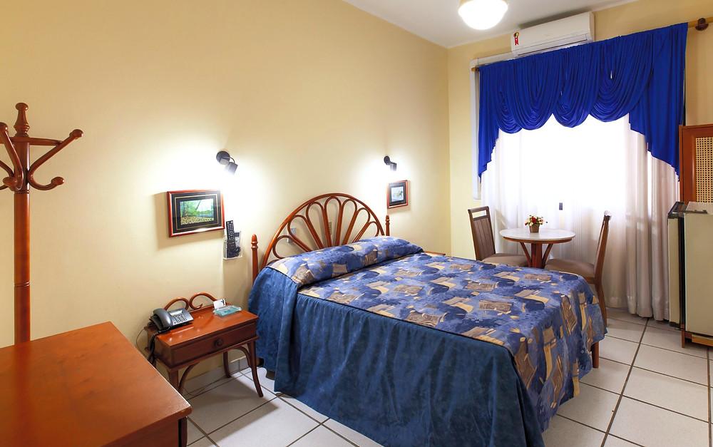 Apartamento Casal Superior - Daher Center Hotel