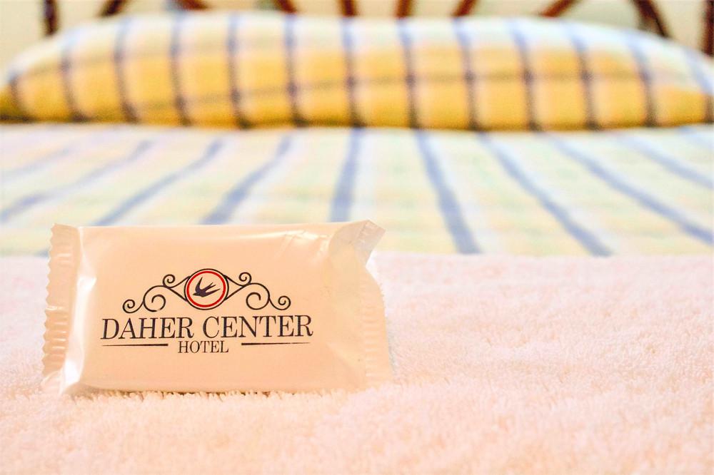 cuidado em receber bem. Daher Center Hotel. Hospitalidade Afetiva, Familiar & Acolhedora