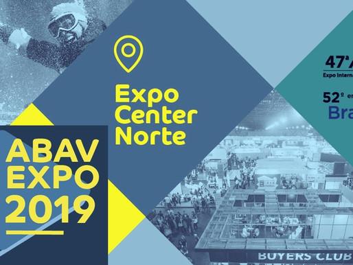 Hospede-se próximo a Abav Expo
