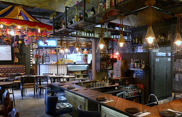 Restaurante A Casa do Porco em São Paulo