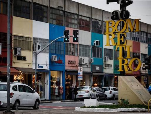"""Bom Retiro é eleito o 25º bairro mais """"descolado"""" do mundo"""