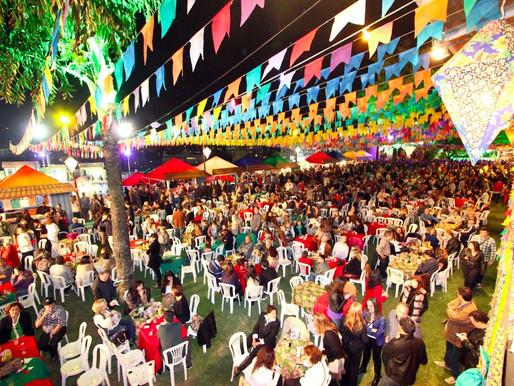 Festa Junina no Centro de São Paulo