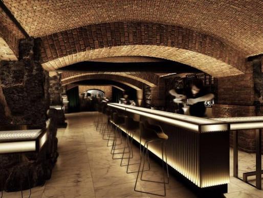 Bar dos Arcos: um novo ponto de encontro junto aos encantos do subterrâneo do Theatro Municipal
