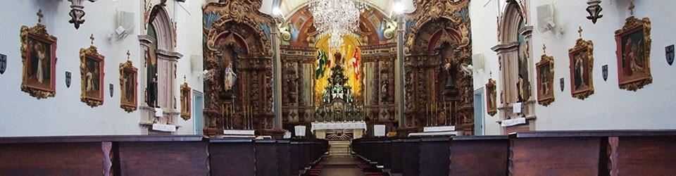 De 1930 a 1954, ela foi a catedral provisória de São Paulo enquanto a igreja da Sé, no marco zero da metrópole, era construída. Foto: ArquiSP.