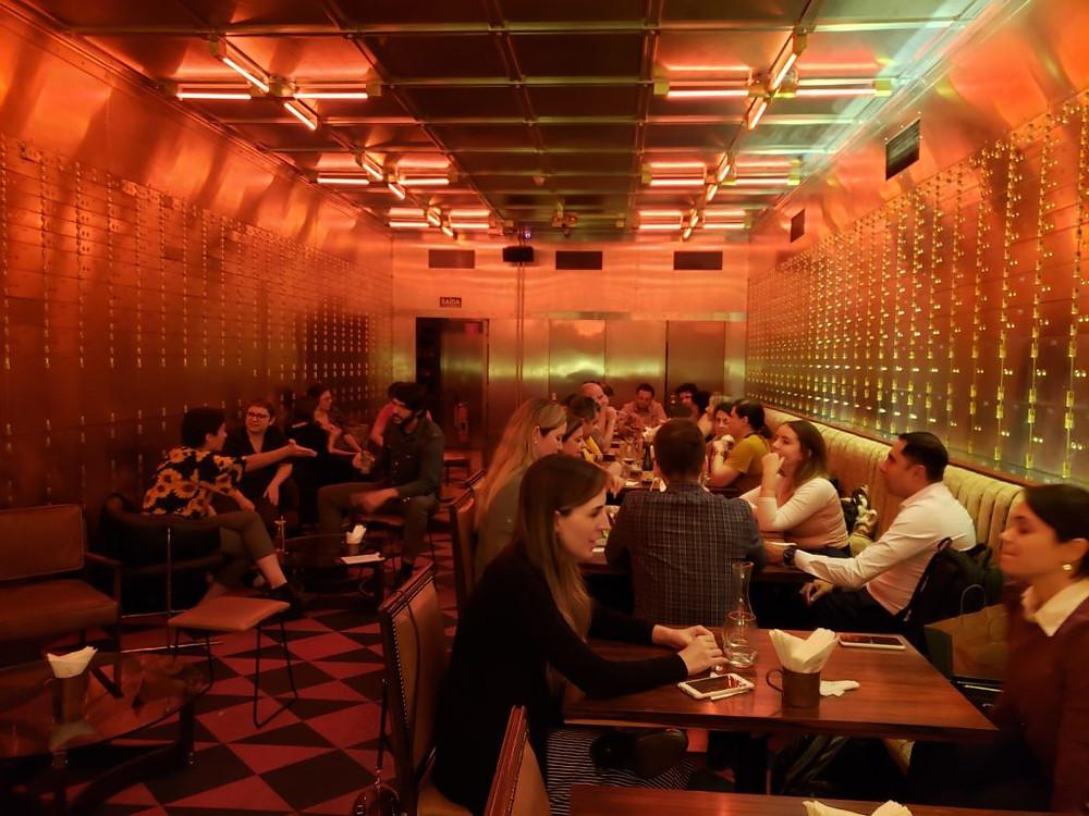 bar do cofre na cidade de são paulo