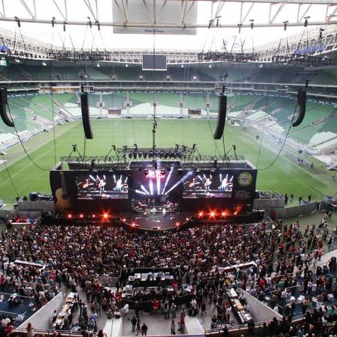 Onde se hospedar em São Paulo durante shows no Allianz