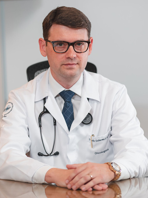 Dr. João Guilherme S. Maurique - Oncologista Clínico