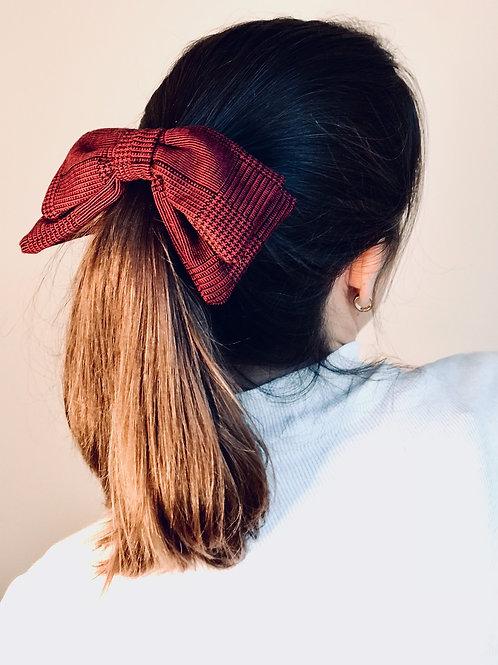 Laço de cabelo Amber em tecido
