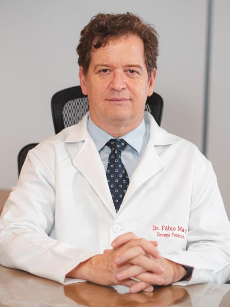 Dr. Fábio May - Cirurgião torácico