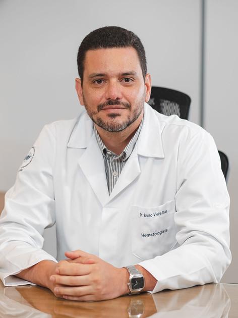 Dr. Bruno Vieira Dias - Hematologista