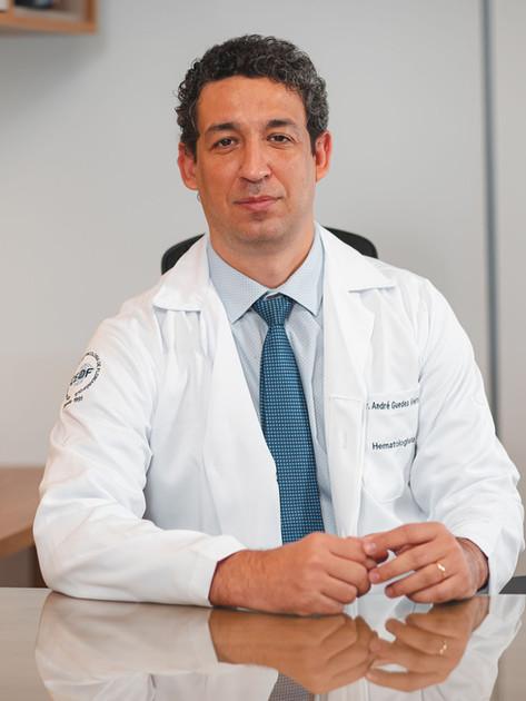 Dr. André Guedes Vieira - Hematologista